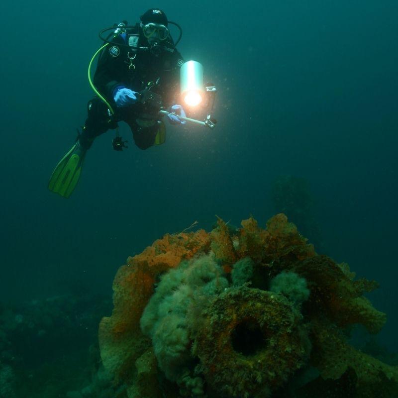 LORD STRATHCONA shipwreck