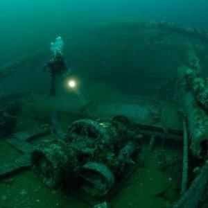 Rosecastle Shipwreck